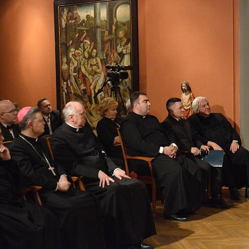 Koncert czwartkowy w Muzeum Diecezjalnym