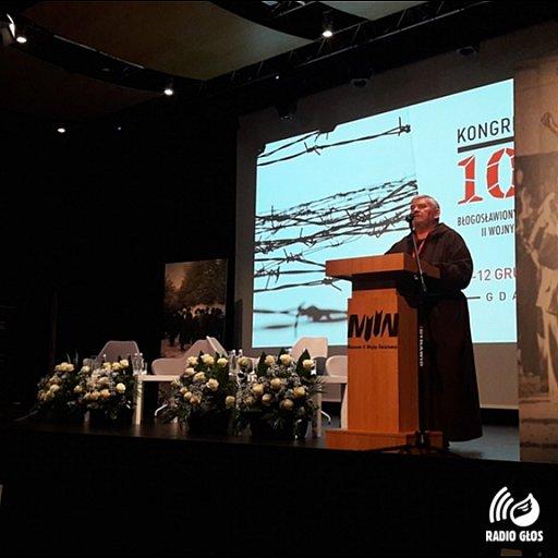 Kongres Męczenników II wojny światowej w Gdańsku 11.12.2019