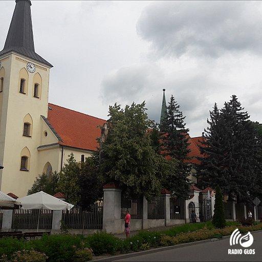 Relikwie św. Huberta dla Śliwic 5.07.2020