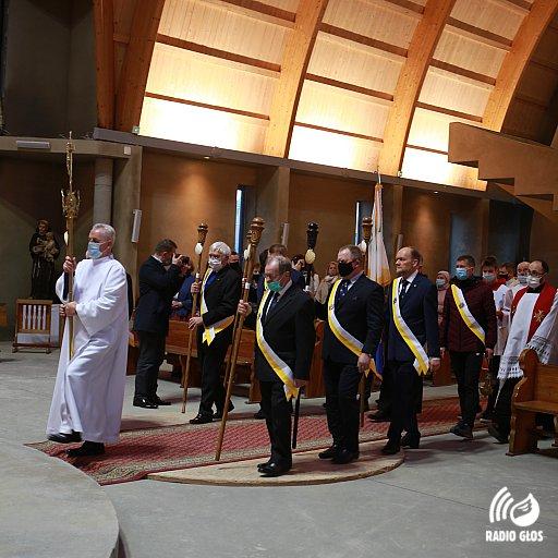 Inauguracja Roku św. Jakuba w Łebie 25.02.2021