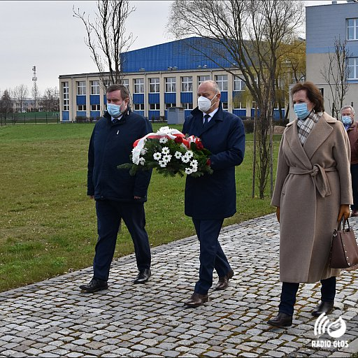 Obchody Pamięci Ofiar Zbrodni Katyńskiej w Tczewie